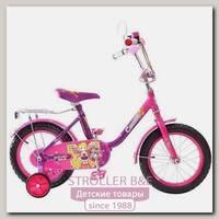 Двухколесный велосипед RT BA Camilla 14' 1s