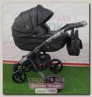 Детская коляска Adamex Gloria Eco 2 в 1, 100% эко-кожа