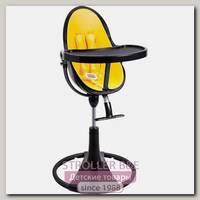 Стульчик для кормления Bloom Fresco Chrome Black/Noir Цвет основания Чёрный пластик