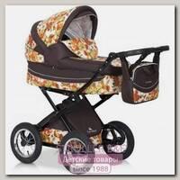 Детская коляска Caretto Angel Leaves Collection 2 в 1