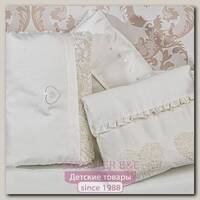 Одеяло для люльки Picci Luxary Flora Hearts