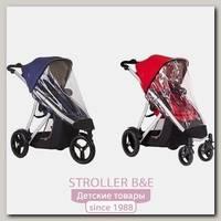 Комплект дождевик на основное сидение + задняя шторка для колясок Phil and Teds Vibe / Verve