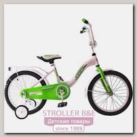 Двухколесный велосипед RT Aluminium BA Ecobike 18' 1s
