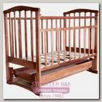 Детская кроватка Агат Золушка-6 продольный маятник
