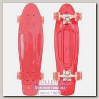 Скейтборд RT Classic со светящимися колесами 26', 146315 YWHJ-28, 67х18