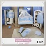 Комплект постельного белья Feretti Rabbit 6 предметов (long борт на всю кроватку)