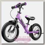 Детский беговел Small Rider Roadster 2 Air Plus, с ревом мотора, светодиодами