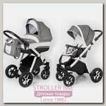 Детская коляска Esspero Newborn Lux 2 в 1, шасси White