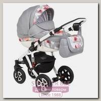 Детская коляска Adamex Barletta Акварель 2 в 1