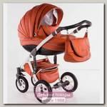 Детская коляска Street Racer Karona Eco 3 в 1, эко-кожа