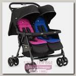 Детская прогулочная коляска для двойни Joie Aire Twin