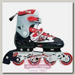 роликовые коньки RT Коробейники PW-151G 28-31 и 32-35 размеры, алюминиевая рама