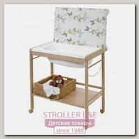 Стол для пеленания с ванночкой Geuther MANDY