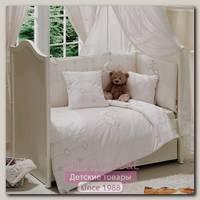 Комплект в кроватку Fiorellino Luna Elegant Фиореллино Луна Элегант, 5 предметов