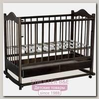 Кроватка детская Ведрусс Кира 1 качалка