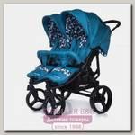 Детская прогулочная коляска для двойни Baby Care Cruze Duo