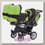 Детская коляска для тройни Babyactive Trippy 2 в 1