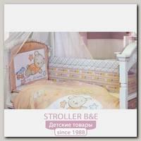 Бампер в кроватку Золотой Гусь Zoo Bear