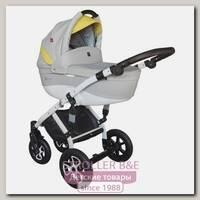 Детская коляска Tutek Tirso 3 в 1, эко-кожа