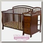 Детская кроватка с ящиками Leroys P213