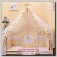 Комплект в кроватку Балу Аистенок, 8 предметов
