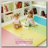 Детский игровой складывающийся коврик AlzipMat Color Folder SG CF-240SG