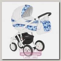 Детская коляска Adamex Aspena Eco 2 в 1, эко-кожа