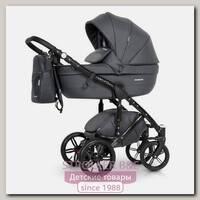 Детская коляска Riko Naturo Ecco 3 в 1, эко-кожа