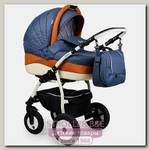 Детская коляска Indigo Camila 18 S - F 3 в 1