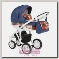 Детская коляска Adamex Barletta World Collection 3 в 1