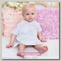 Крестильная рубашка для мальчика Makkaroni Kids Елисей