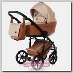 Детская коляска Tako Laret Corona Lite 2 в 1, ткань+эко-кожа