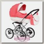Детская коляска Adamex Katrina Eco 3 в 1, эко-кожа