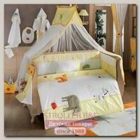 Комплект постельного белья Kidboo My Animals 6 предметов