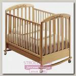 Детская кроватка-качалка Pali Zoo 65х125