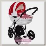 Детская коляска DPG Stars 3 в 1, эко-кожа