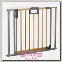 Ворота безопасности Geuther Easy Lock Wood Plus с креплением на лестницу