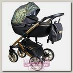 Детская коляска Alis Camaro 3 в 1, эко-кожа