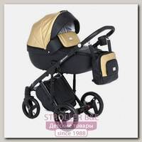 Детская коляска Adamex Luciano Deluxe 2 в 1, эко-кожа