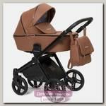 Детская коляска Mr Sandman Evolution Ecco 3 в 1, 100% эко-кожа