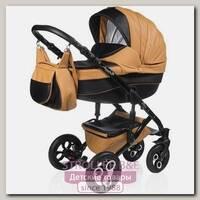 Детская коляска AmaroBaby Sport Style 2 в 1, эко-кожа