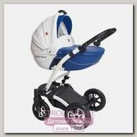 Детская коляска Tutek Inspire Next Eco 3 в 1, эко-кожа