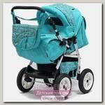 Детская коляска-трансформер BartPlast Victoria PKL