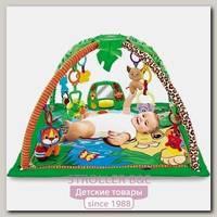 Развивающий коврик для новорожденного Funkids Animal Play Gym