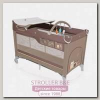 Детская кровать-манеж Baby Design Dream NEW