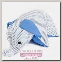 Детская подушка-игрушка Italbaby Слоник