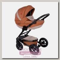 Детская коляска Tutek Timer Eco 3 в 1, эко-кожа