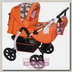 Детская коляска-трансформер Kacper Tiger Мишки