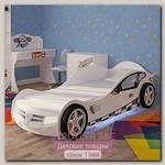 Кровать-машина Advesta Formula со звуковыми сигналами и подсветкой с подъемным механизмом