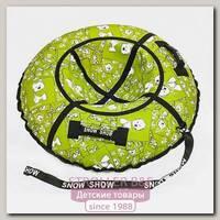 Надувные санки-тюбинг RT диаметр 118см